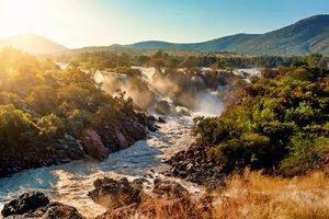 Kunene Fluss Infrarotheizung