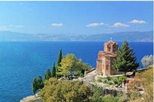 Kapelle in Montenegro Infrarotheizung
