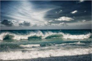 Meeressturm Infrarotheizung