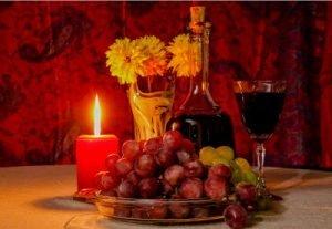 Wein und Obst Infrarotheizung