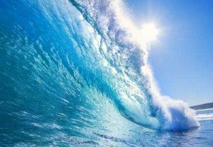 Meerlandschaft Infrarotheizung