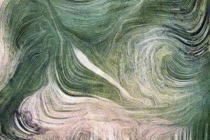 Grüne Schatten Infrarotheizung