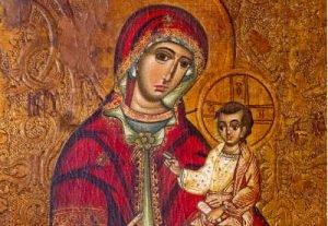 Madonna von Konstantinopel Infrarotheizung
