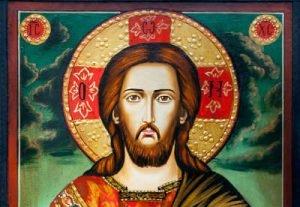 Orthodoxe Icone Infrarotheizung