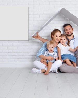 Familie-Dach-mit-Infrarotheizung