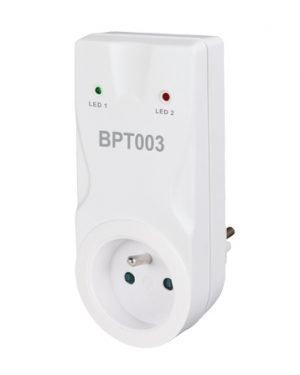 BPT003 Funkempfänger Zwischensteckdose für Infrarotheizung